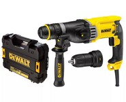 Перфоратор DeWALT SDS-plus DD 25144 K